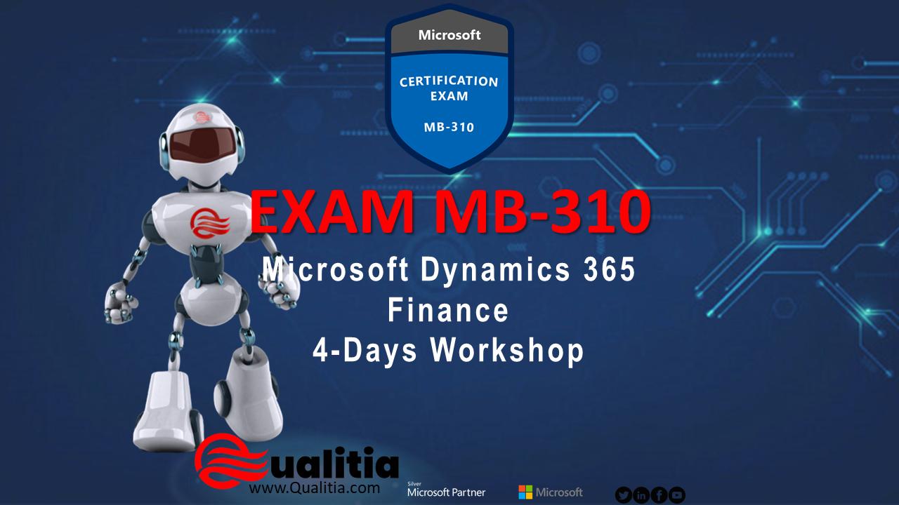 MB-310   4-Days Workshop