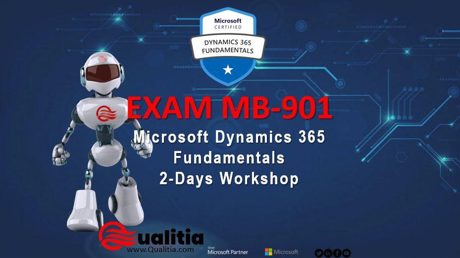 MB-901   2-Days Workshop
