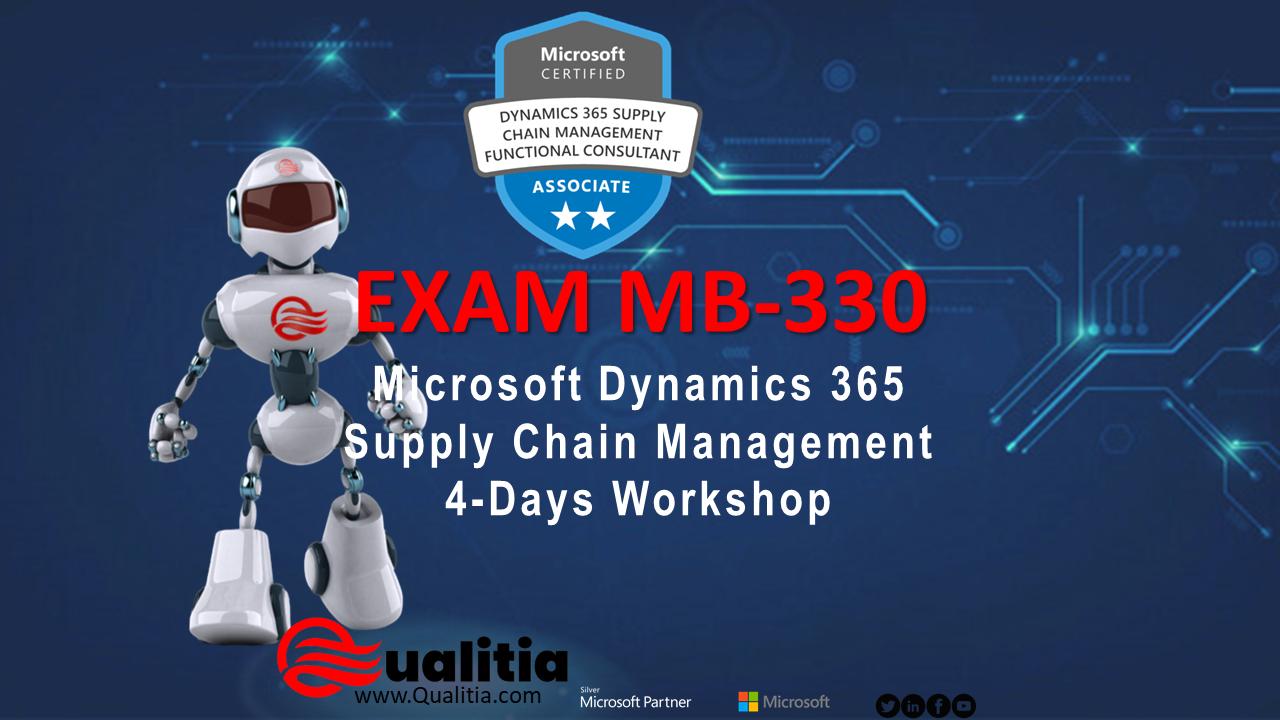MB-330   4-Days Workshop