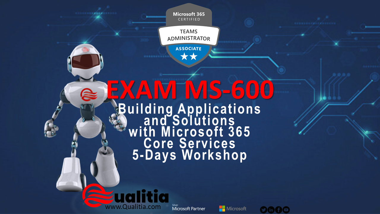 MS-600 | 5-Days Workshop