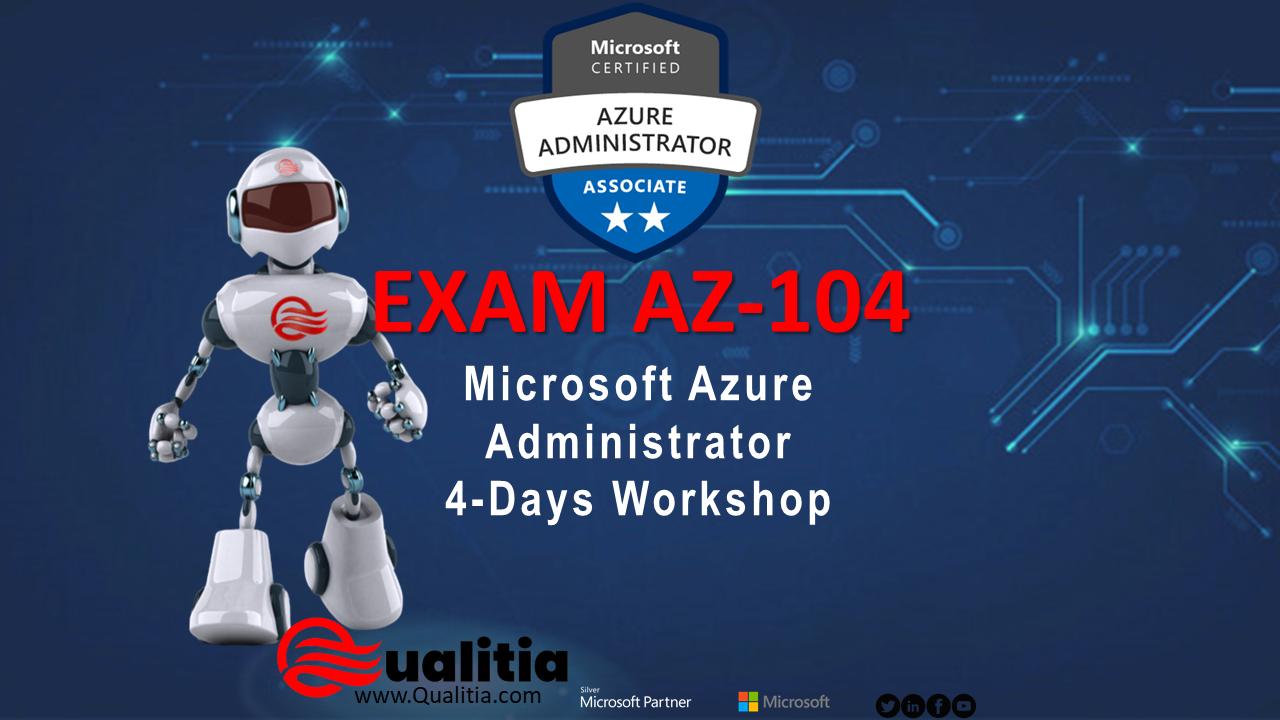 AZ-104 | 4-Days Workshop