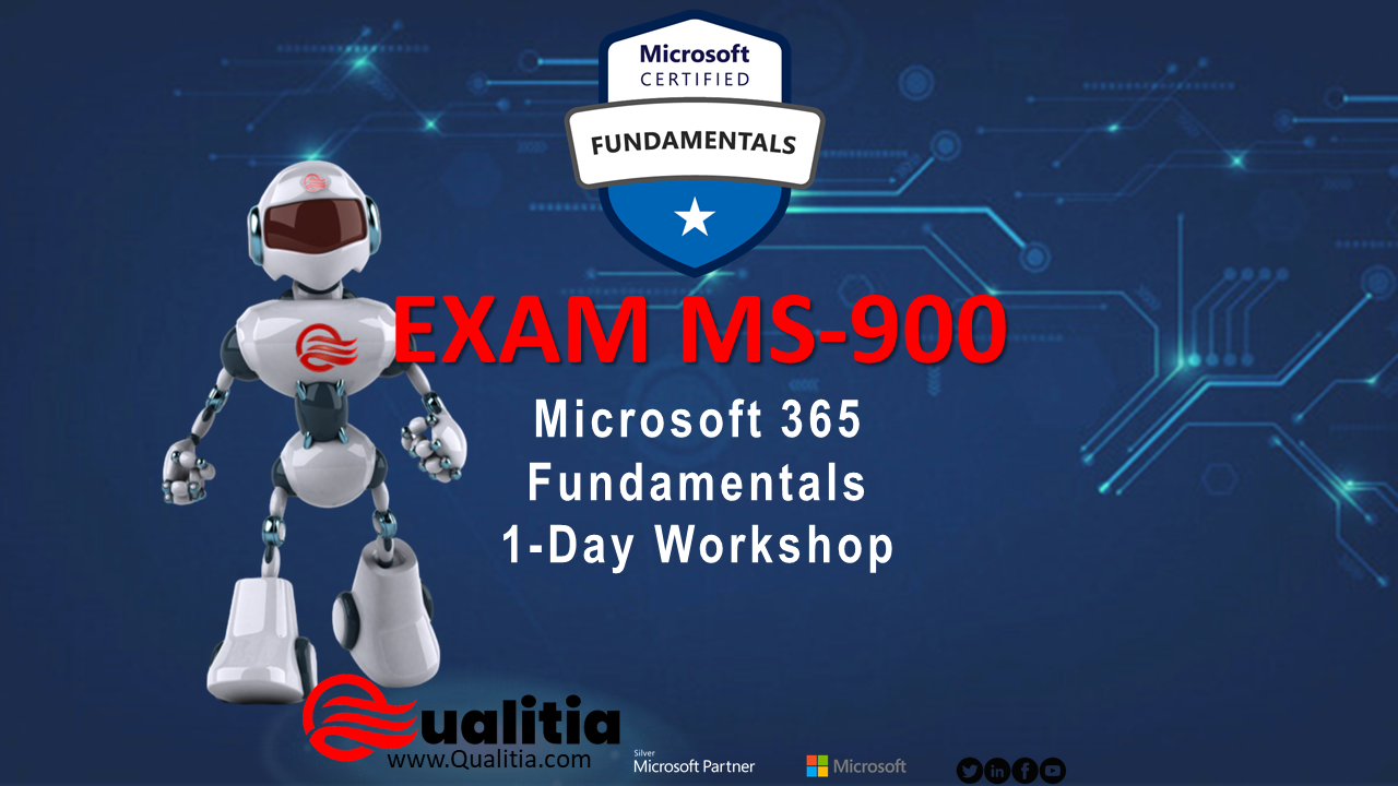 MS-900 | 1-Day Workshop