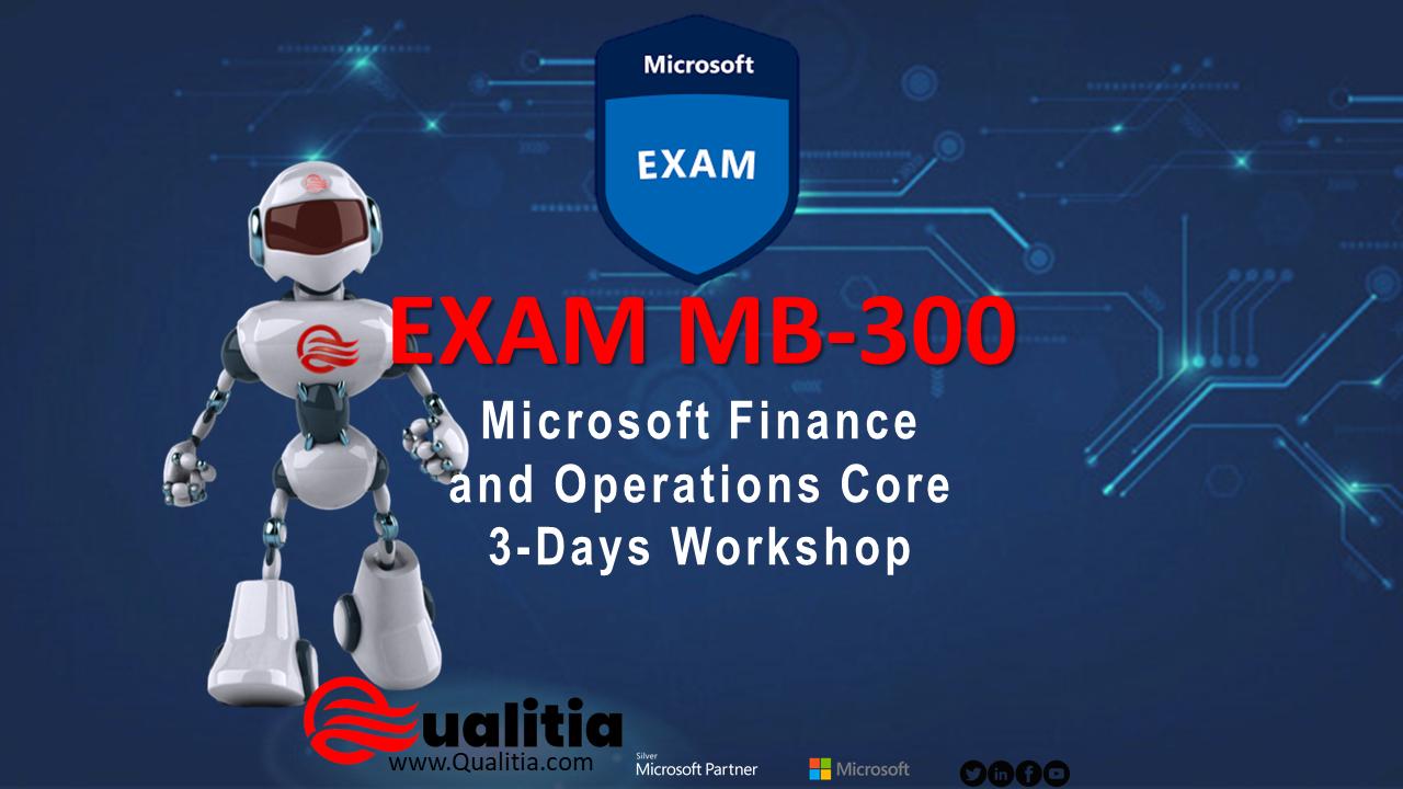 MB-300   3-Days Workshop
