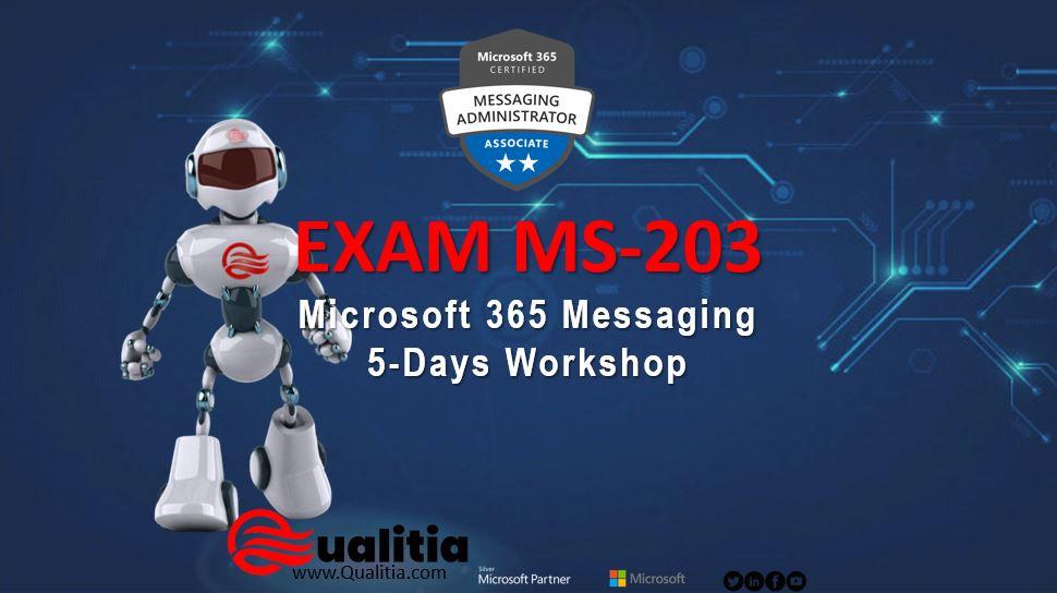 MS-203   5-Days Workshop