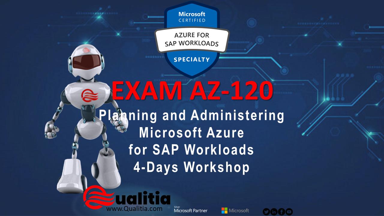 AZ-120   4-Days Workshop