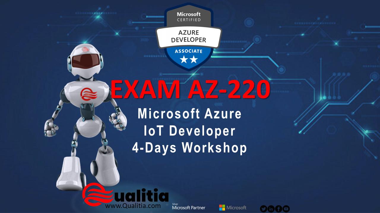 AZ-220   4-Days Workshop
