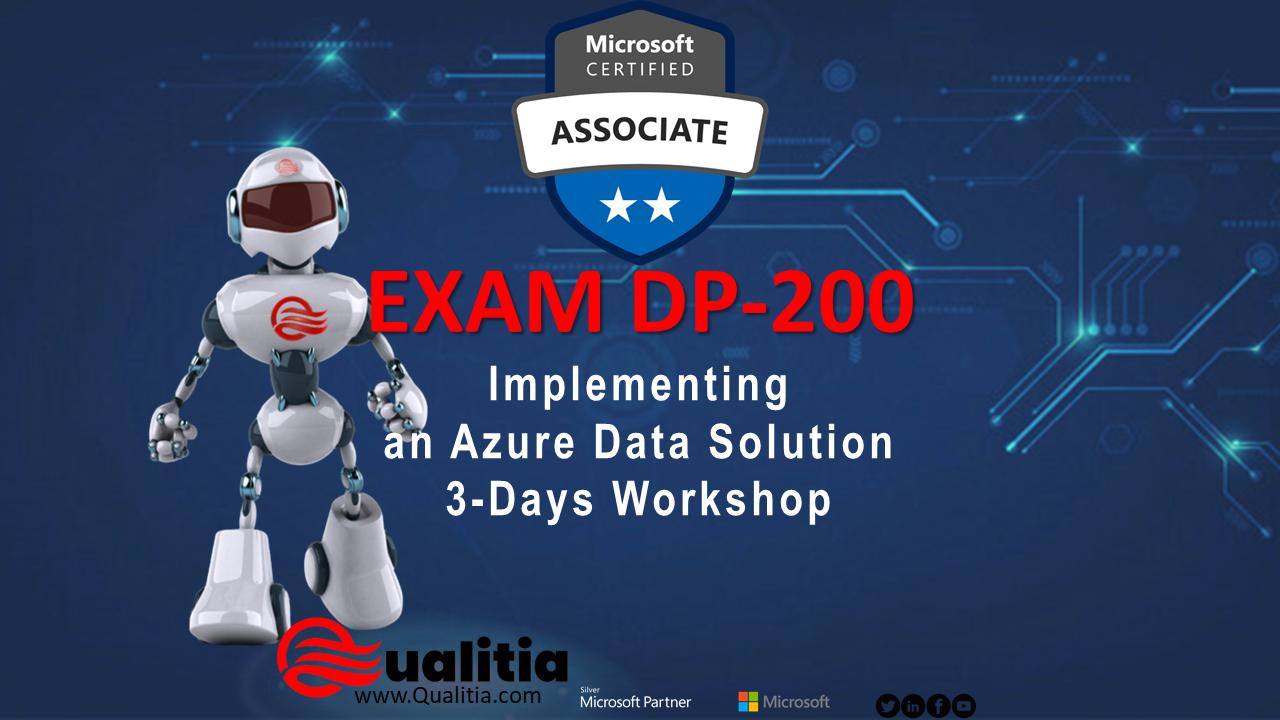 DP-200 | 3-Days Workshop
