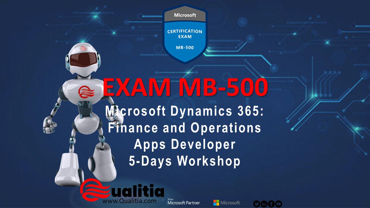 MB-500   5-Days Workshop