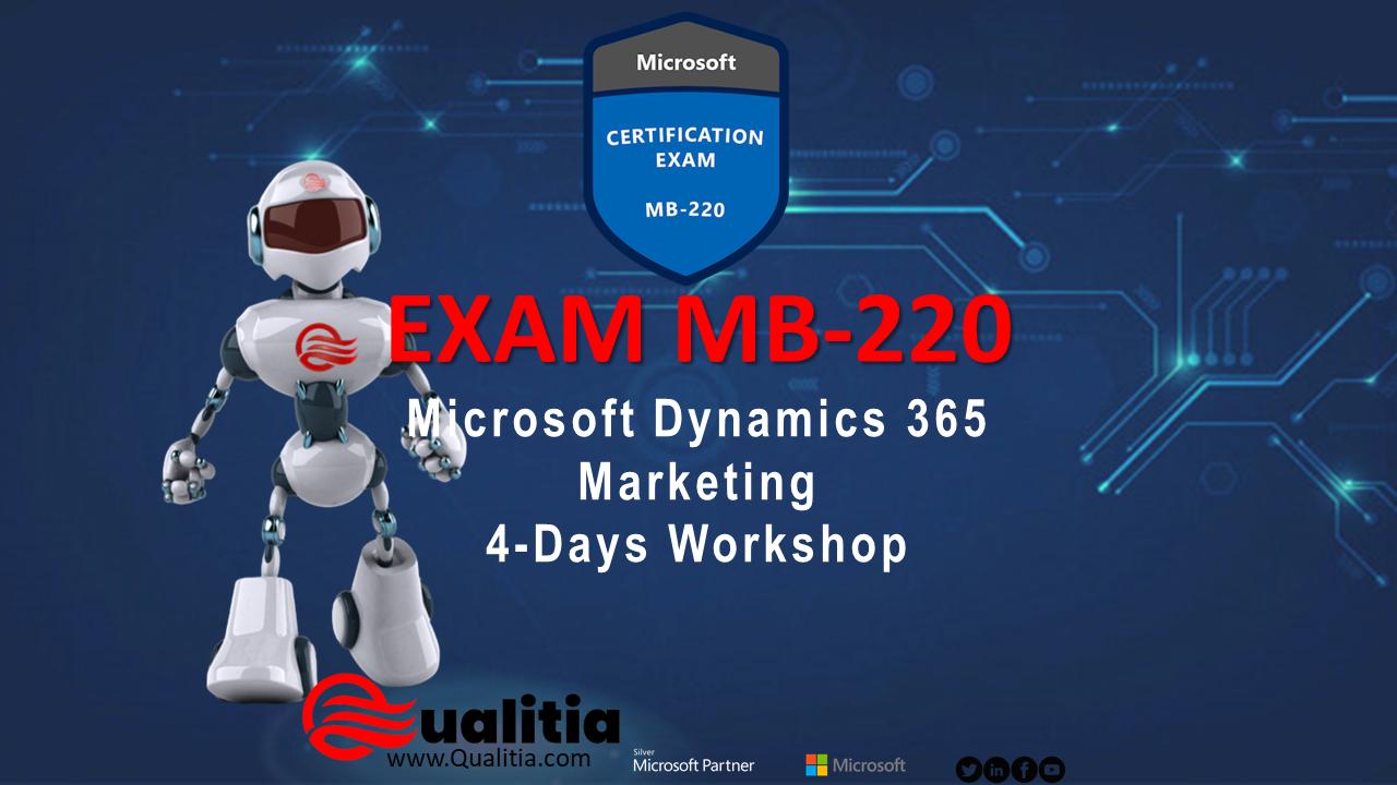 MB-220   4-Days Workshop