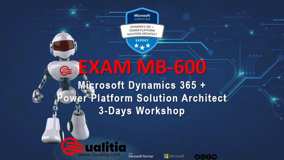 MB-600   3-Days Workshop
