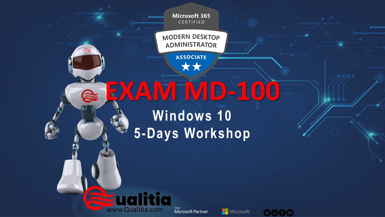MD-100 | 5-Days Workshop