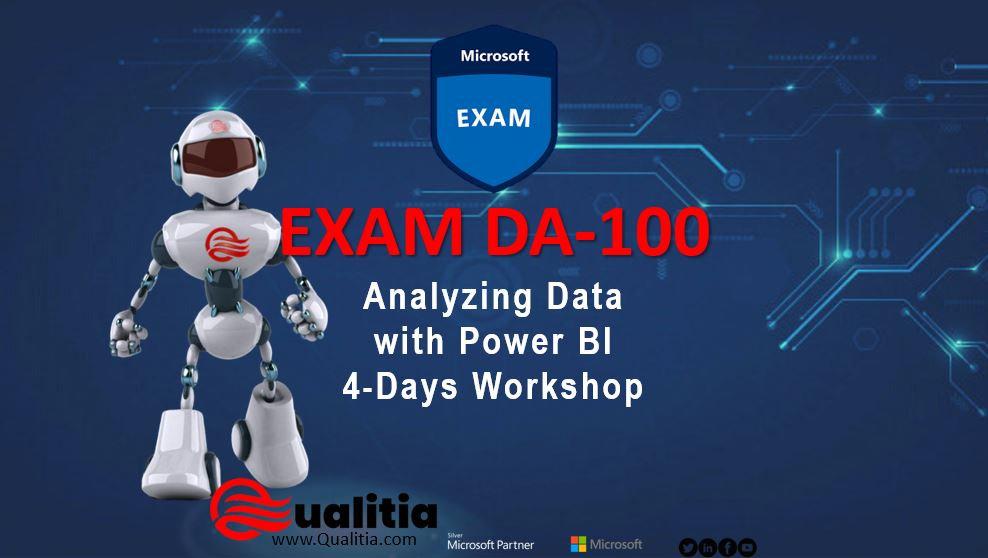 DA-100   4-Days Workshop