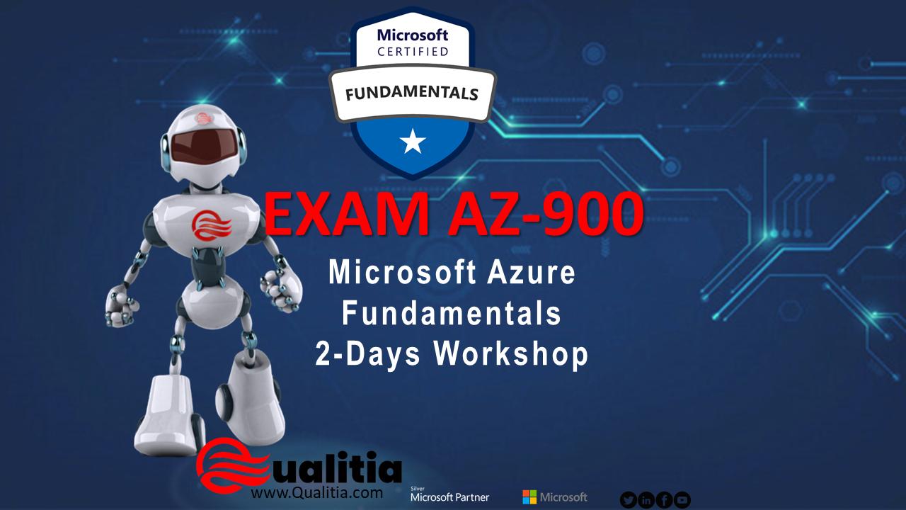 AZ-900 | 2-Days Workshop