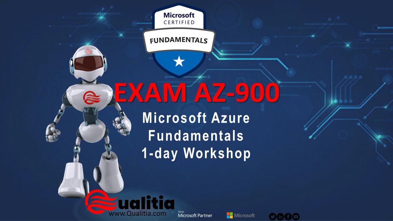 AZ-900   1-Day Workshop