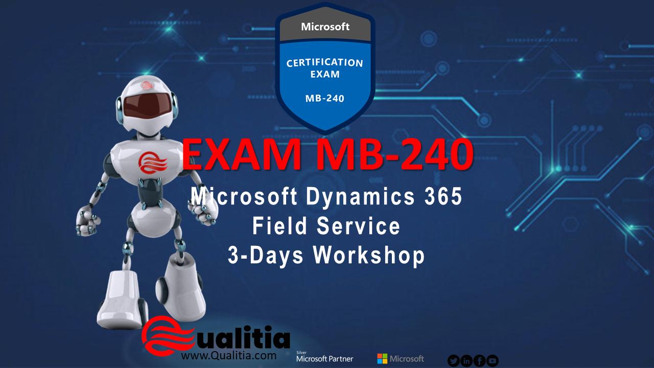 MB-240   3-Days Workshop