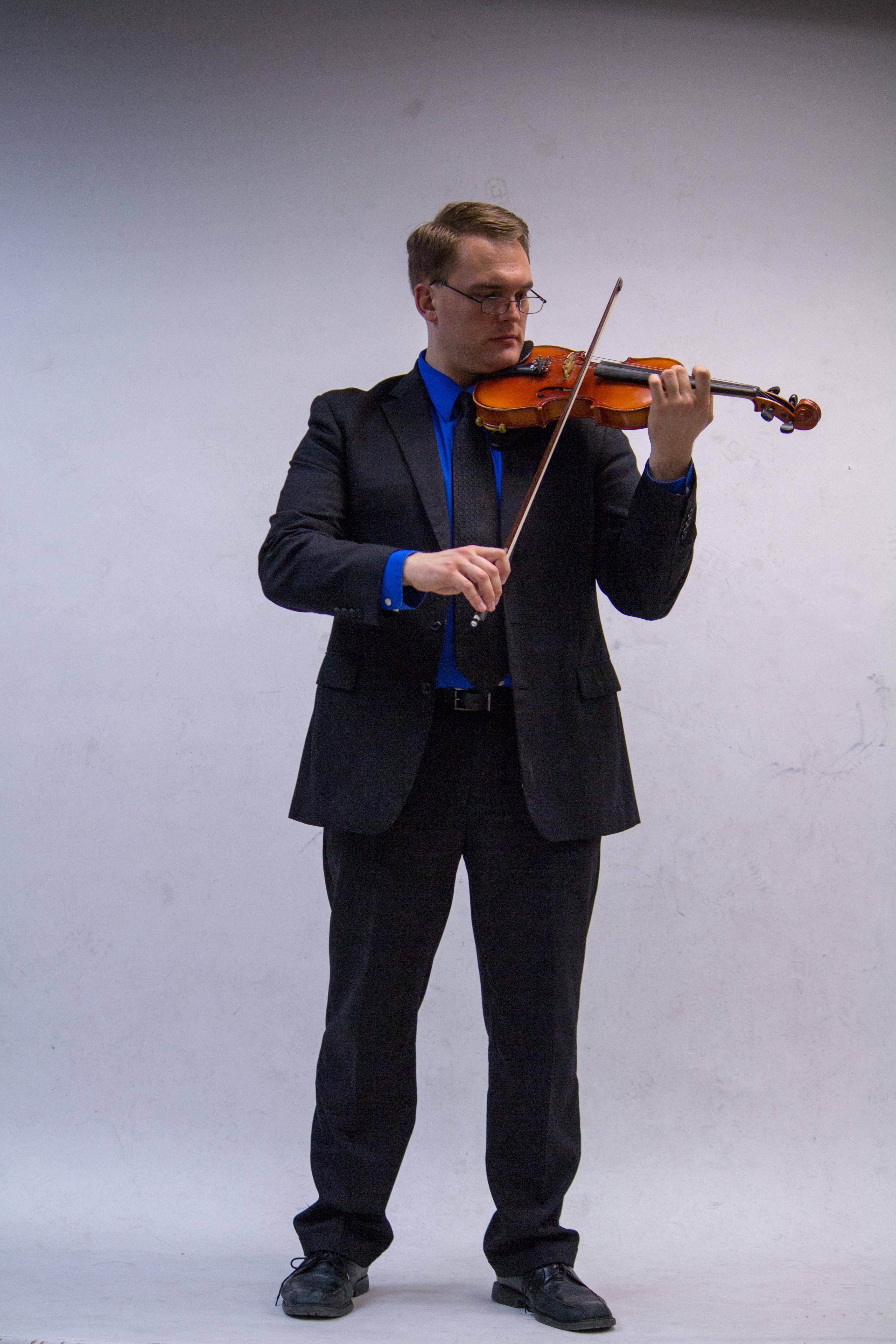Violin (Four 30 Minute Weekly)