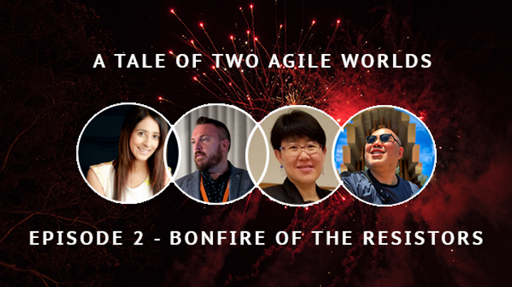 A Tale of Two Agile Worlds: Episode 2 - Bonfire of the Resistors
