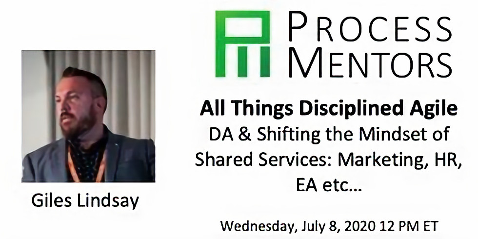 ATDA 7: DA and Shared Services With Giles Lindsay