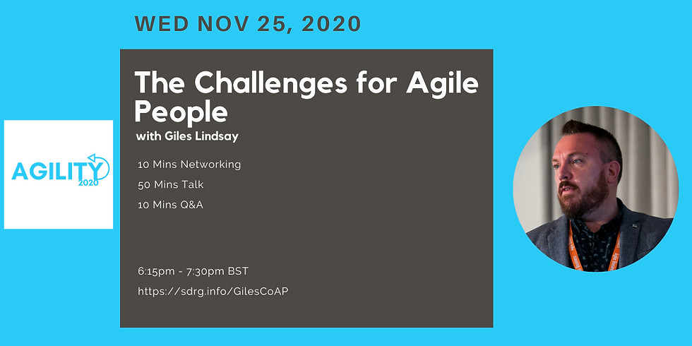 The Challenges for Agile People