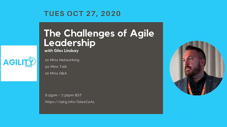 The Challenges of Agile Leadership