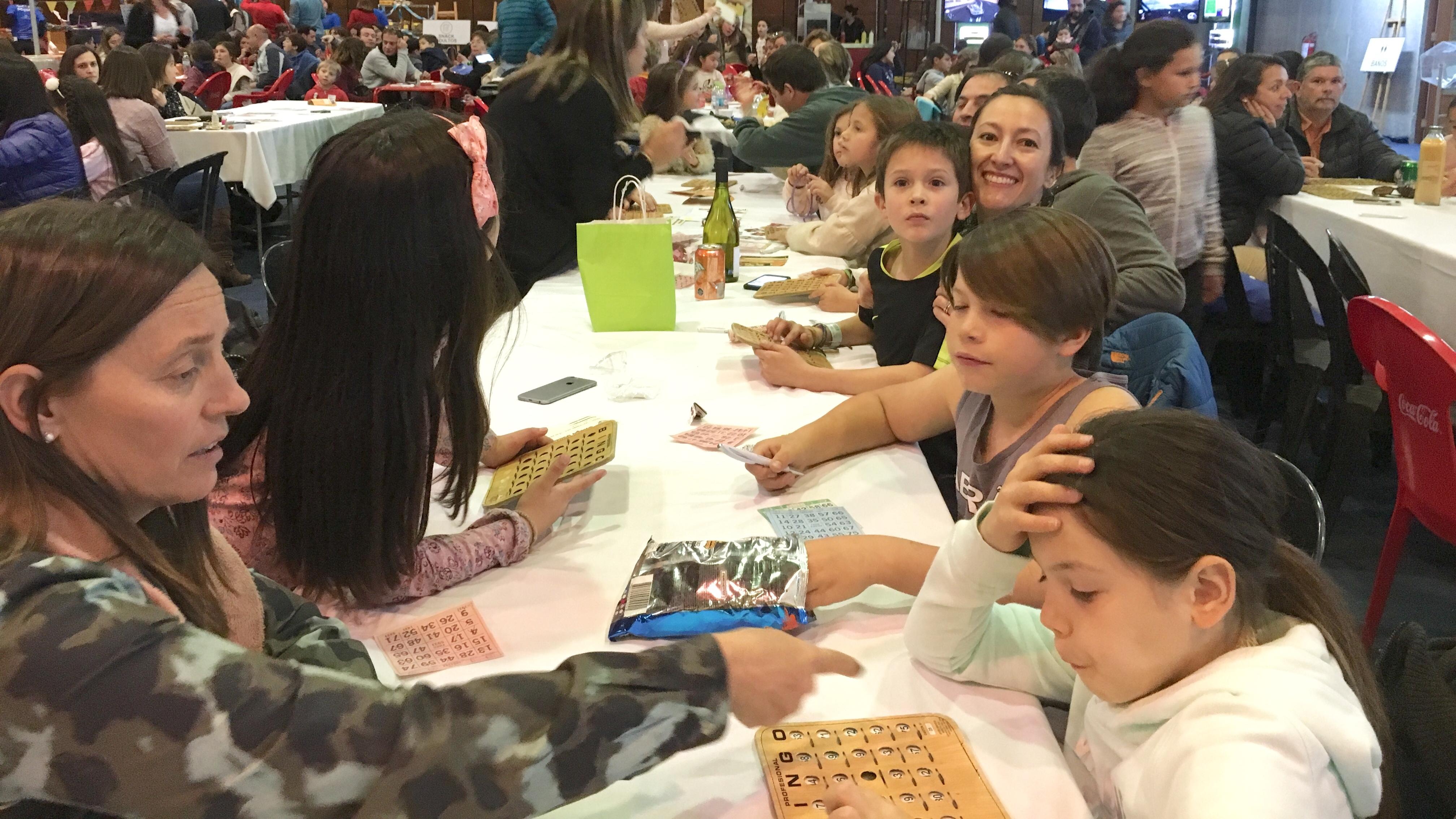 Bingo Solidario 2018