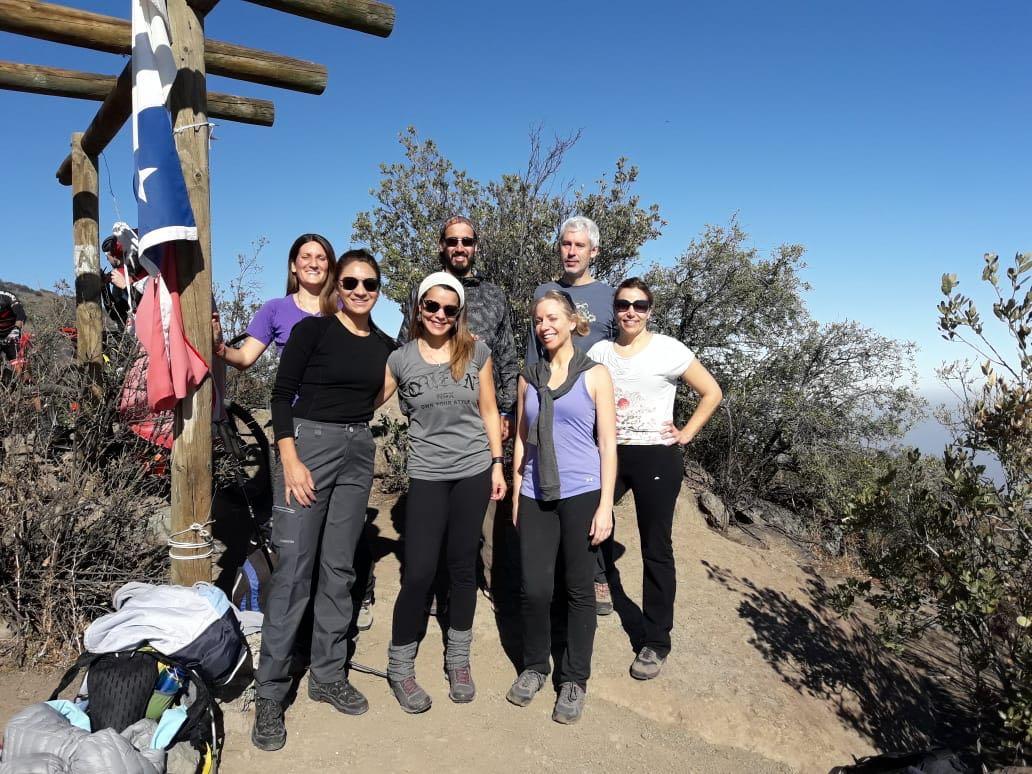 Apoderados Trekking 2018