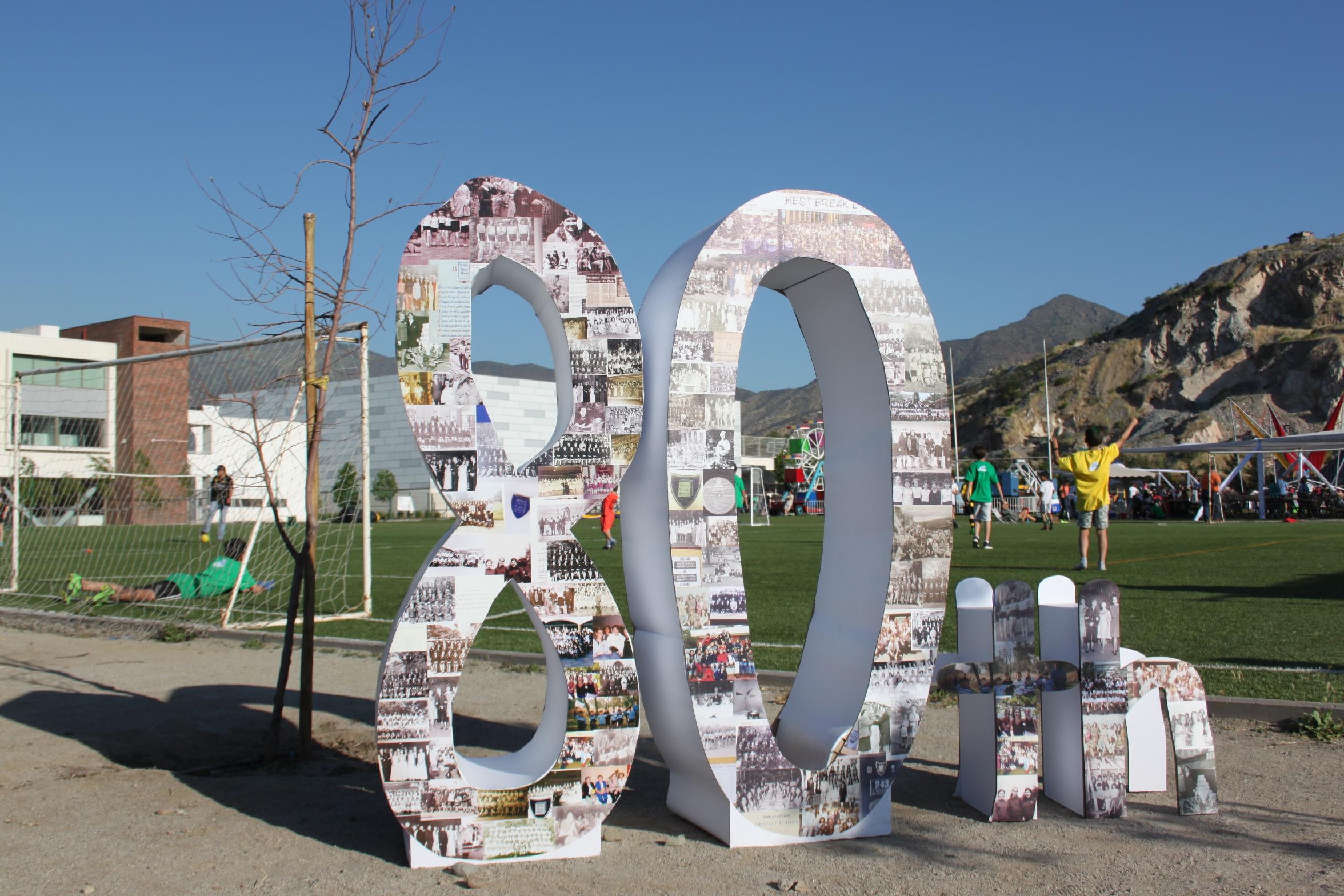80 años de Dunalastair