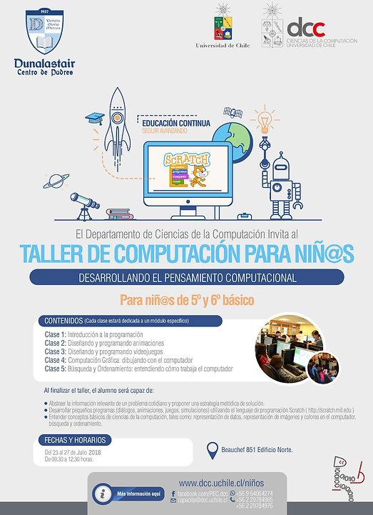 Convenio Taller de Computación