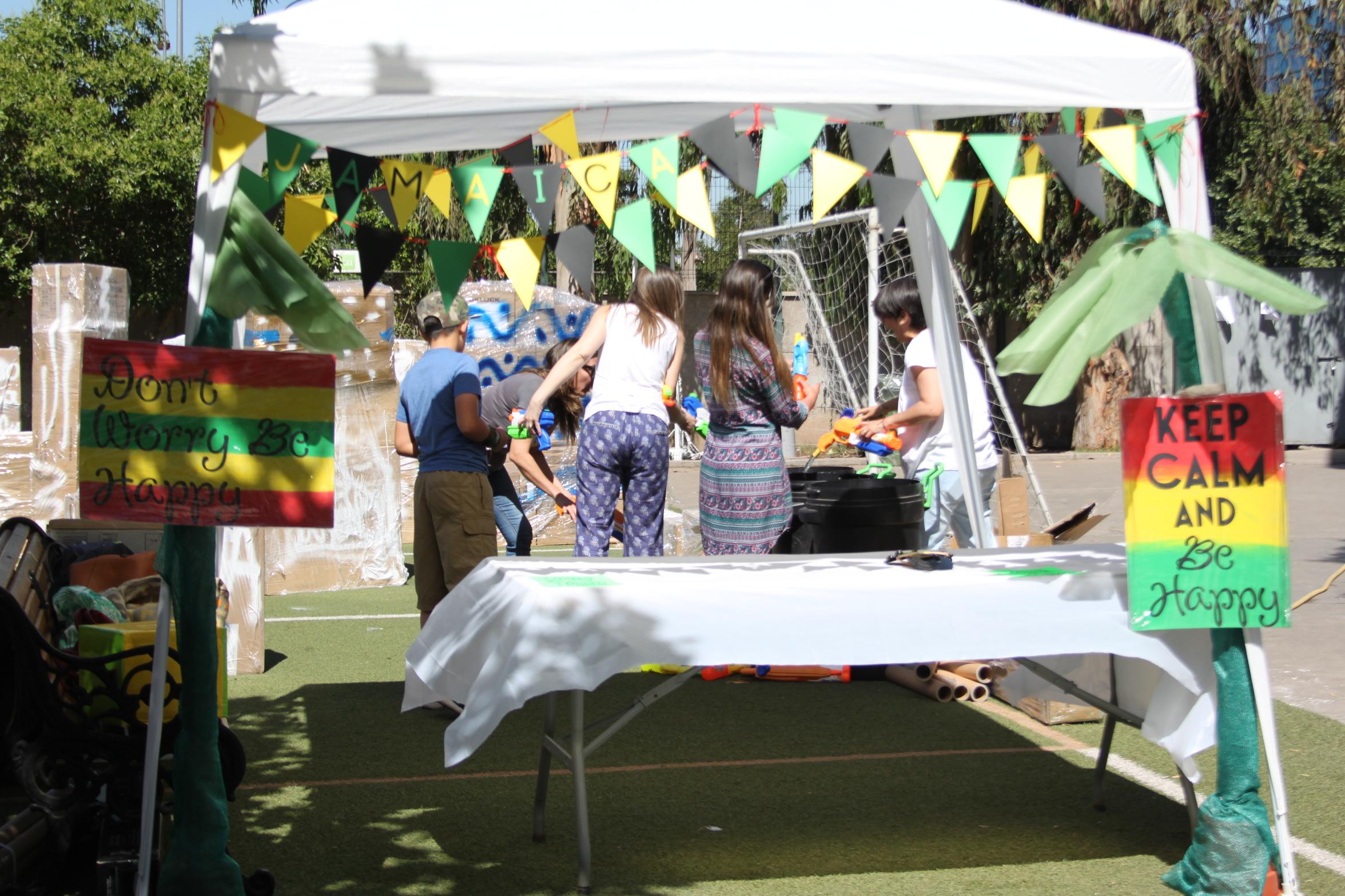 Kermesse: Stand Jamaica
