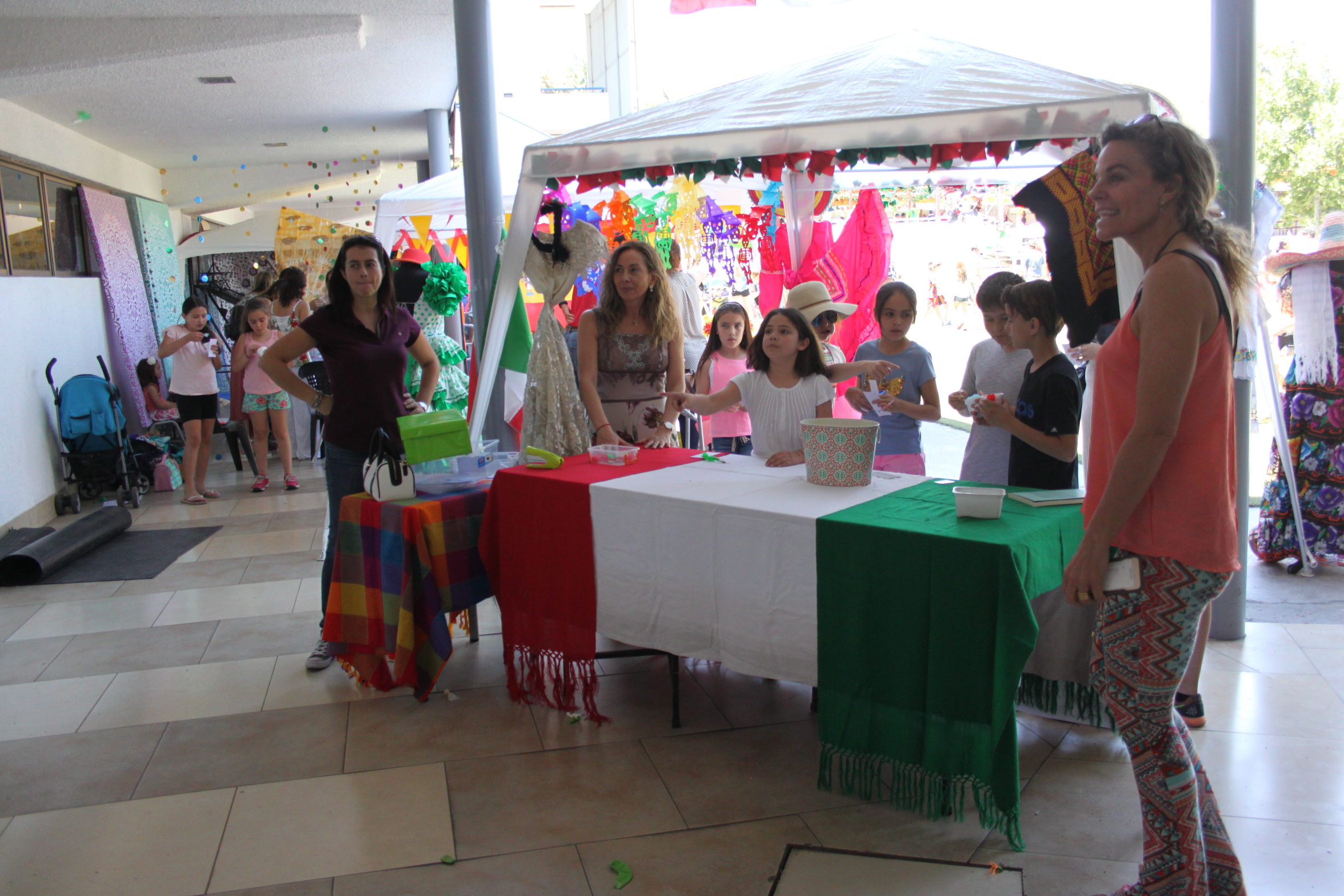 Kermesse: Stand México