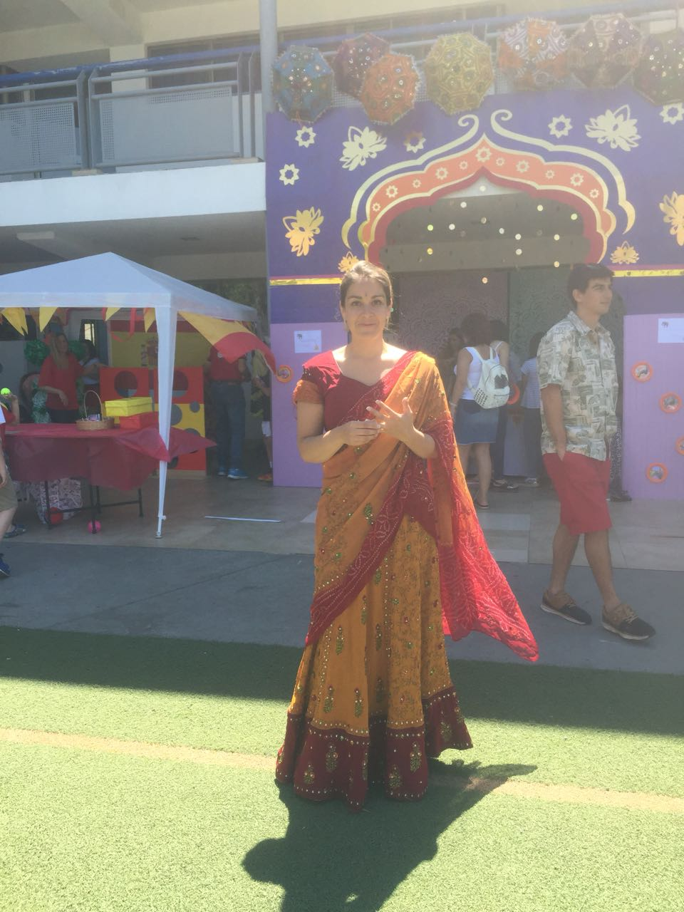 Kermesse: Stand India