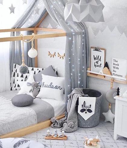 Decoración de cuartos de niños