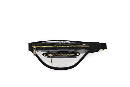 WHOLESALE 'K'lear Fanny Pack ~ Black