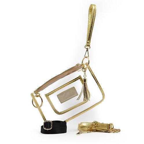 WHOLESALE 'K'lear Three-Way Tie Gold