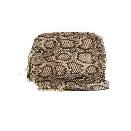 Sightseer Solid Box w/Tassel ~Python