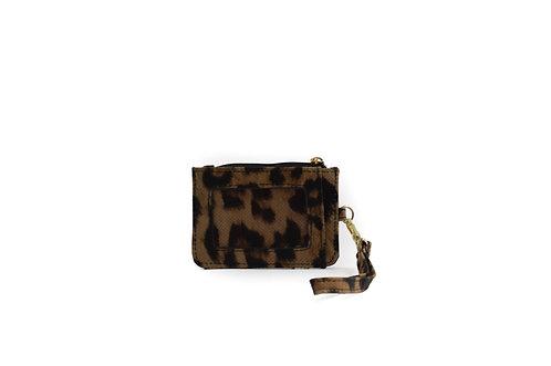'K'oin Wristlet Wallet ~ Leopard