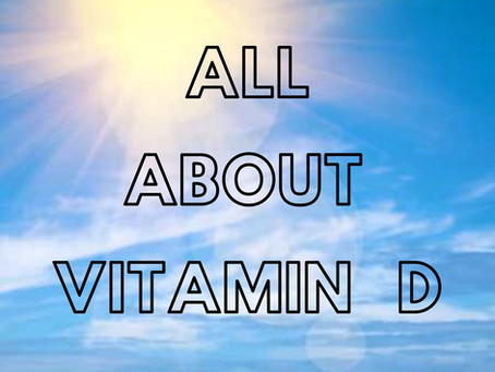 All About Vitamin D!