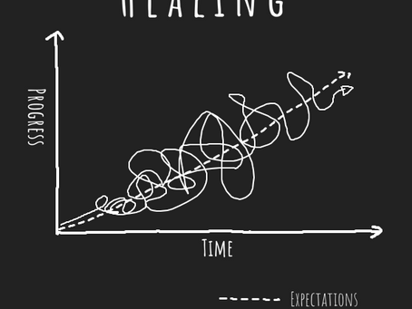 HEALING PROCESS – EXPECTATIONS VS REALITY