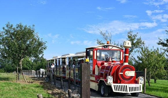 Combiné Parc animalier + Agri-musée