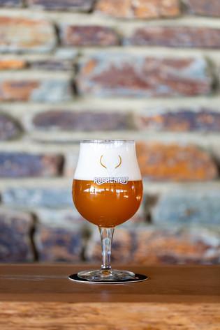 Bière de la brasserie de Rochehaut