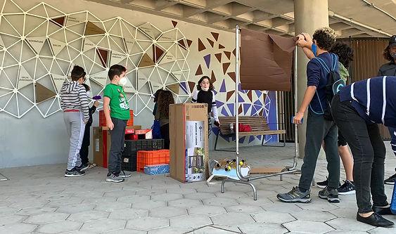Acton Academy Monterrey y su Altar de Vida en el Parque Rufino Tamayo