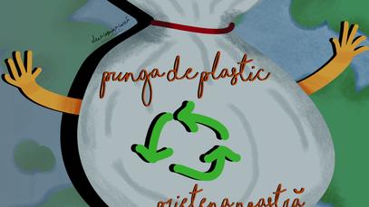 Tânăr eco-friendly într-o eră a tentațiilor (#1): Din sertarul cu pungi