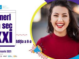 Webinar: Forumul Tineri în secolul XXI - ediția a II-a