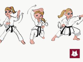 """Karate nu înseamnă """"Nu îmi arăți și mie o schema?"""", ci disciplină, autocontrol și caracter"""