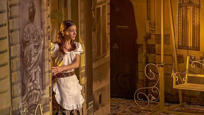 Interviu cu Camelia Dilbea despre teatru și arta de a figura în lumea imperfectă a oamenilor