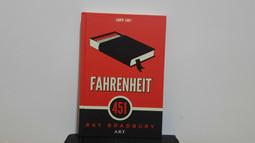 """""""Fahrenheit 451"""" - A arde sau a salva? O poveste cu și despre viața fără cărți"""