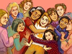 10 figuri feminine care te pot inspira