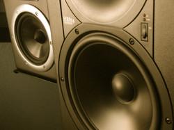 Speakers+Antique