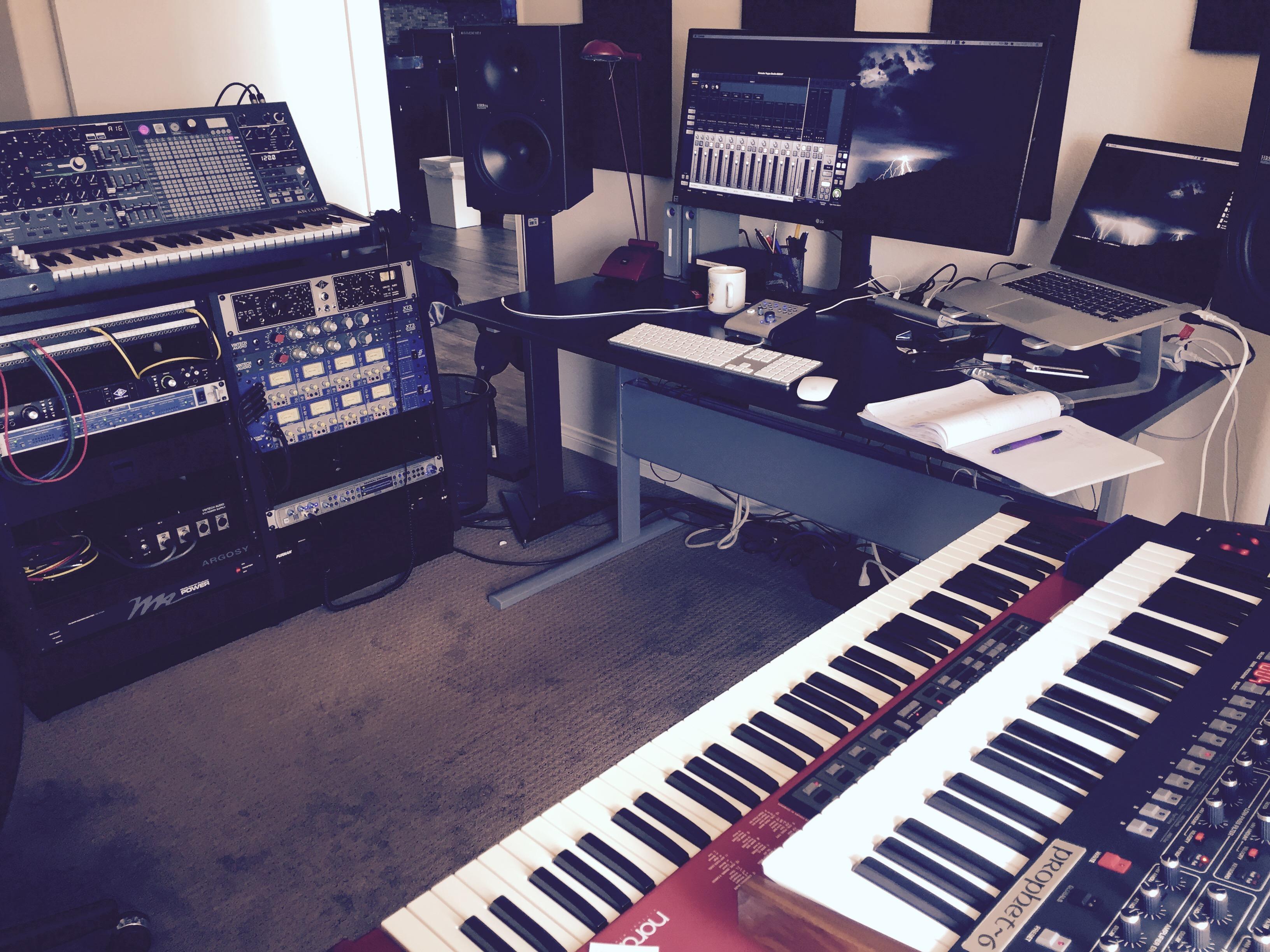 Gramercy studio 071117