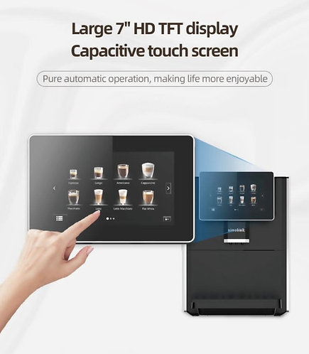 Full automatic coffee machine